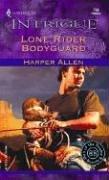 Lone Rider Bodyguard (Harlequin Intrigue Series), HARPER ALLEN