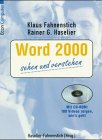 img - for Word 2000 sehen und verstehen. Inkl. CD- ROM. book / textbook / text book
