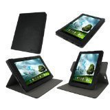rooCASE Dual-View Multi Angle Folio Case Cover for ASUS Transformer Pad Infinity TF700T Tablet (Compatible with TF300T and Prime TF201)
