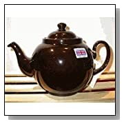 Brown Betty 6 Cup Tea Pot - Look for
