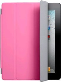 Apple MC941LL/A Polyurethane Smart Cover for iPad 2 (Pink)