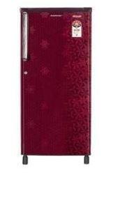 Kelvinator KW203PTYR 190L 3S Single Door Refrigerator