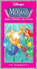 Disneys Little Mermaid: In Harmony [VHS]