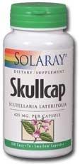 Отзывы Solaray Skullcap 425mg 100 Capsules