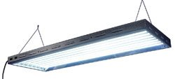 Sun Blaze T5 44 - 4' -4 Lamp - Includes 6500deg
