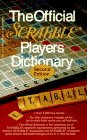 The Official Scrabble Players Dictionary (0877799083) by Merriam-Webster