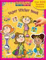 Girls Friends Super Sticker Book