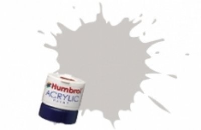 Humbrol Acrylic Paint, Intercity Grey