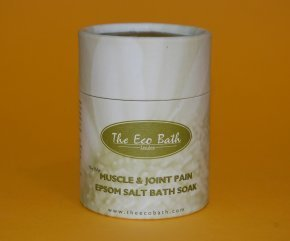 Muscle +Joint Pain Relief Epsom Bath Soak 250g