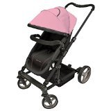 Harmony Secure All-in-One Modular Stroller, Pink
