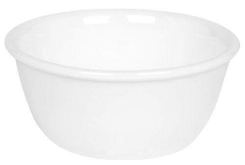 Corelle Livingware 6-Ounce Ramekin Bowl, Winter Frost White (Small Oven Safe Bowl compare prices)
