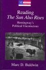 img - for Reading #00The Sun Also Rises#01 (Modern American Literature) book / textbook / text book