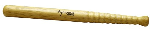 Tycoon Percussion Wooden Hand-Held Cowbell Beater