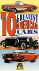 Ten Greatest American Cars [VHS] [Import]