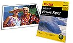 Kodak 1976463 Premium Picture Paper, High Gloss, 8.5x11 (100 Sheets)