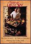 a Taste of HISTORY - A new TV cooking show concept starring Chef/Proprietor WALTER STAIB