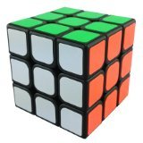 YJ GuanLong 3x3x3 Magic Cube Black