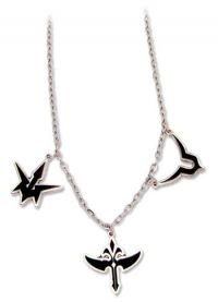 Code Geass Necklace Three Symbols