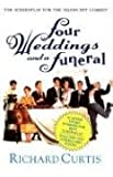 Four Weddings and a Funeral (0312143400) by Richard CURTIS