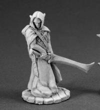 Dalyn Talas, Sword Mage Dark Heaven Legends Miniature - 1
