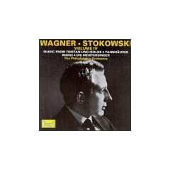 Wagner: Stokowski Conducts Wag