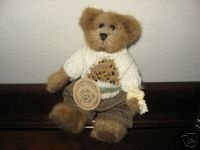 "Boyds Bears Edmund T. Bear 8"" Bailey and Friends - 1"