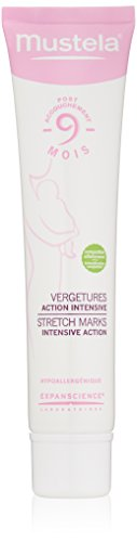 Mustela Stretch Marks Intensive Action Cream, 2.53 Ounce