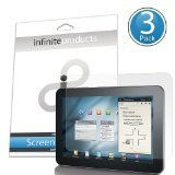 Infinite Products PhotonShield Screen Protection Film for Samsung Galaxy Tab 8.9 - 2 Pack (GT9-SP-2AG)