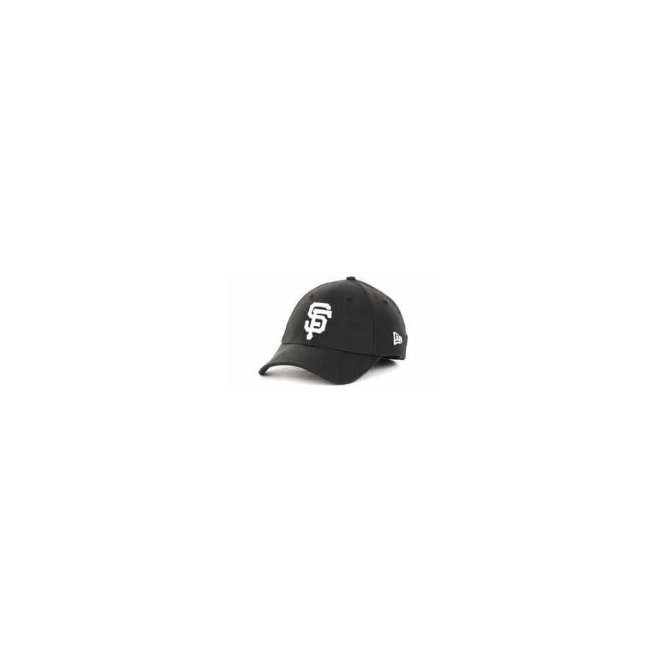San Francisco Giants New Era MLB Black and White Ace