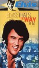 Elvis: That's The Way It Is (Original Edition) [1970] [VHS]