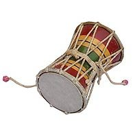 Damroo Percussion Instrument from India