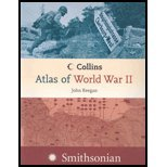Collins Atlas of World War II (06) by Keegan, John [Paperback (2006)]