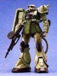 MG MS-06F/J ザクII