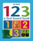 123 (My World Board Books) (Danish, French and Greek Edition)