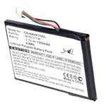 Battery GPS Navigon 81xx, 8110, 8310, Li-ion, 1300 mAh