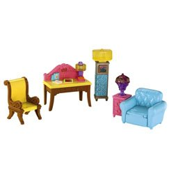 Fisher Price Loving Family Dollhouse Light up your Home Den Set