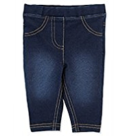 Cotton Rich Washed Look Jeggings