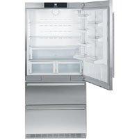 Stainless Steel Refrigerator With Bottom Freezer