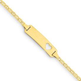 Genuine IceCarats Designer Jewelry Gift 14K Anchor