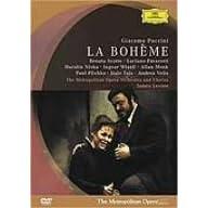 レナータ・スコット(ソプラノ)、パヴァロッティ(テノール)、レヴァイン指揮 プッチーニ:歌劇《ラ・ボエーム》MET1977年ライヴのAmazonの商品頁を開く