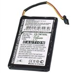 Replacement battery for TomTom Go 740TM, Go 740 Live, Go 750, Go 750 Live, 4CP0.002.06
