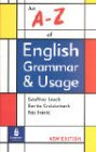 An A - Z of English Grammar and Usage. New Edition (Lernmaterialien)