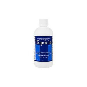 Topricin - Pump, 8 oz ( Multi-Pack)