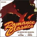 The Boston Pops: Romance Classics by Alex North, Marvin Hamlisch, Johnny Alfred Mandel, Henry Mancini and Michel Legrand