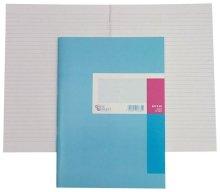 Livre de compte, Format A6, ligné, 32 pages cahier cartonné, tête fixe (8616110)