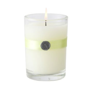 Fresh Hydrangea Candle in Glass 6 oz (170g) Candle by Aromatique