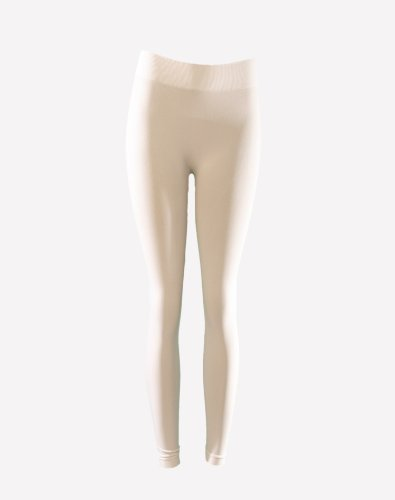 Sexy Elegant White Leggings -Stretchy Leggings