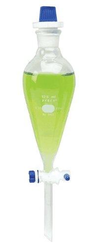 Lab Funnels Pyrex 6404 Separatory Funnel 60ml 1 Pk