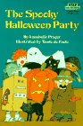 The spooky halloween party /