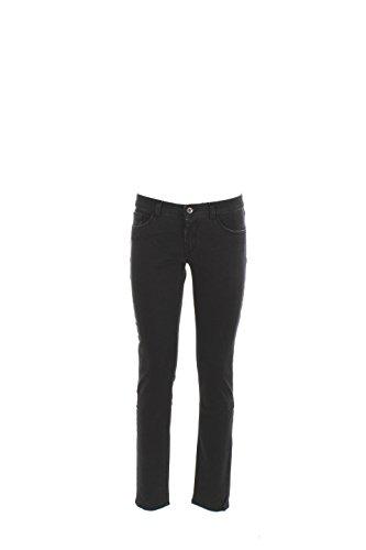 Jeans Donna Camouflage 31 Nero Demi R Pnb Autunno Inverno 2016/17